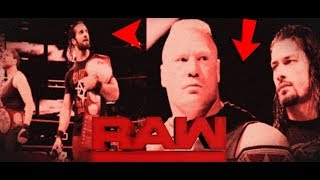 MAJOR WWE RAW 2017 STAR INJURED! HUGE WWE RAW CHAMPION INJURED   news wwe results wwe highlights