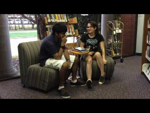 Madison County Library Teen gets a Library Card