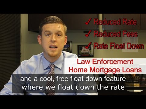 Law Enforcement Home Mortgage Loans in California