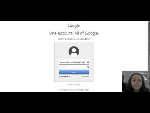 Create a Google Account Using Existing Email Address