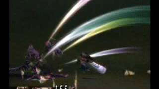 Romancing SaGa Minstrel Song Hawk vs  Bucher