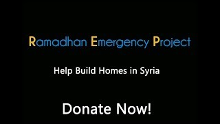 Ramadan Emergency Project!