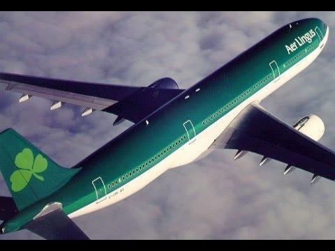 Aer Lingus - Dublin ( DUB ) to Orlando ( MCO ) EI 121