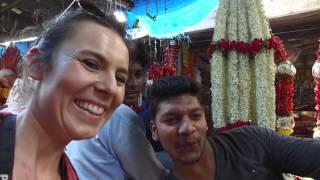 Devarajai Markets, Mysore: Now this is India! - Vlog 006
