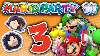 Mario Party 10: Rotten Peaches - PART 3 - Game Grumps VS