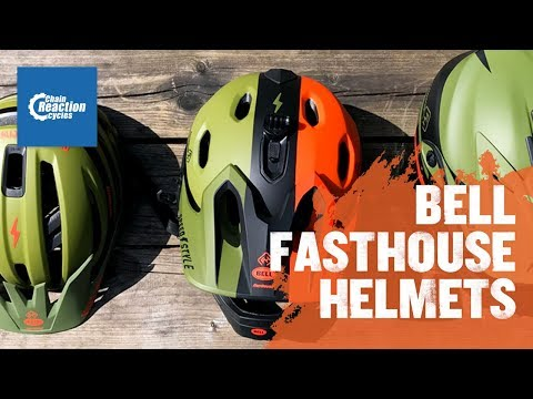 Bell launch their awesome Fasthouse lids