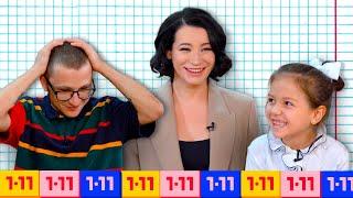 Кто умнее - Эльдар Джарахов или школьники? Шоу Иды Галич 1-11