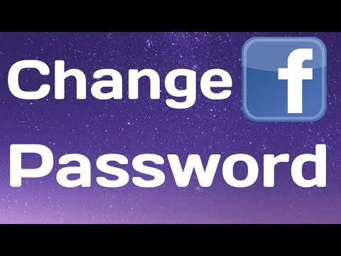 How to Change Facebook Password on Mobile | Change Facebook Password to Keep Safe