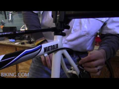 How To Install Brake Cables & Housing On Your Bike