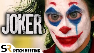 Joker Pitch Meeting (ft. The Film Theorists)
