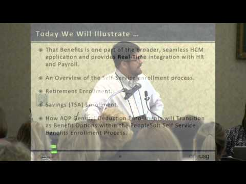 oneusg Demo 1   WORKFLOW HR Position Management, Benefits, Time and Labor, Payroll, Faculty Events