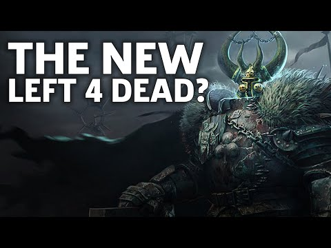 Vermintide 2 Is Left 4 Dead 3 In The Warhammer Universe