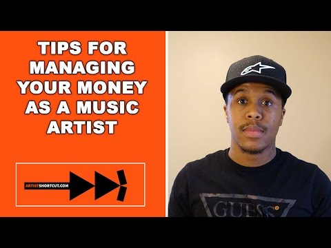 Tips For Managing Your Money As A Music Artist