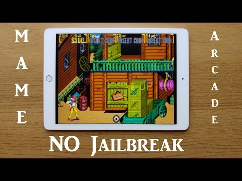 Play retro games on iPad and iPhone without JAILBREAK TUTORIAL