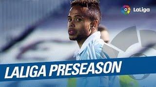 LaLiga Preseason 2016/2017: Celta de Vigo, Sevilla FC y Málaga CF