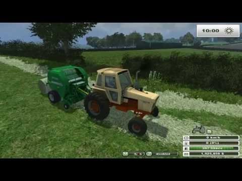 Farming Simulator 2013 S8E5: Baling on Smithfield