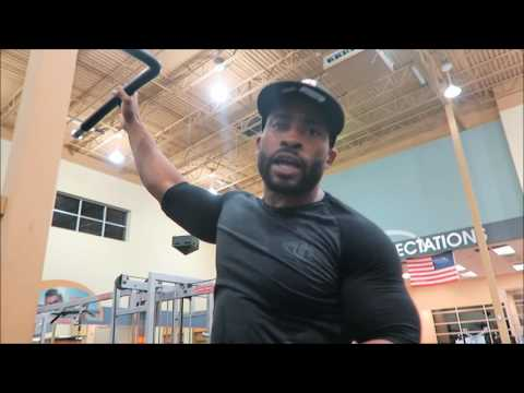 How to Get:  That V-Taper!!  Beginner Pull-Up Tutorial!!