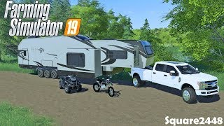 The Squad Fs19 Camping