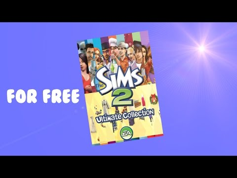 How to get Sims 2 Ultimate Collection!!