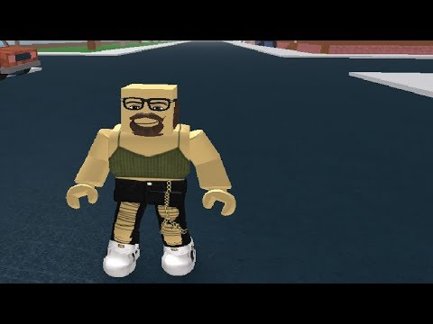 Strange Looking Players on Roblox (Experiment)