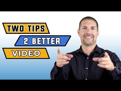 Facebook Live: 2 Tips To Better Video