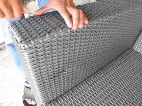ATC Furniture - Fix rattan hole