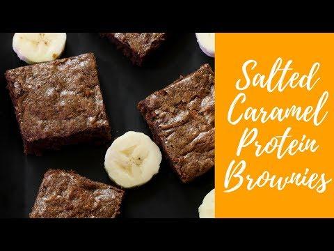 310 Nutrition   Salted Caramel Brownies