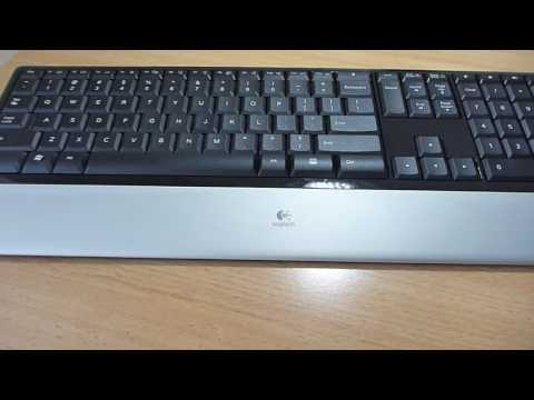 Logitech diNovo Keyboard for Notebooks - Review and Unboxing by Product Feedback
