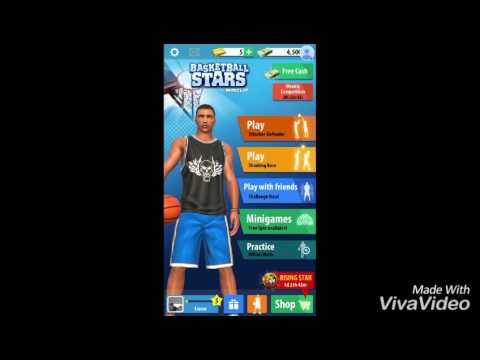 Miniclip basketball Allstars