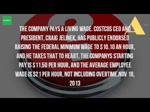 How Much Does Costco Pay Their Employees?