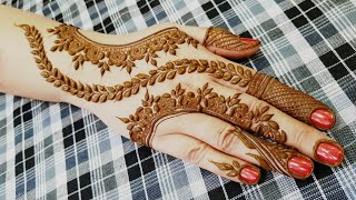 Gulf Henna Design 6 The Most Popular High Quality Videos