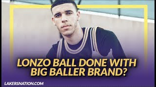 Download Lakers NewsFeed: Lonzo Ball and His Brothers May Be Done With Big Baller Brand Video
