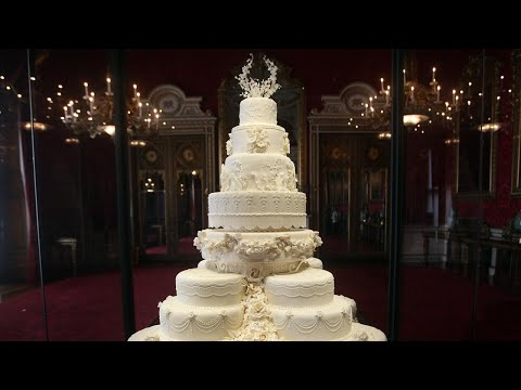 See How Meghan Markle and Prince Harry's Wedding Cake Could Be Made