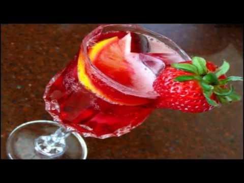 Recipe Hibiscus Sangria