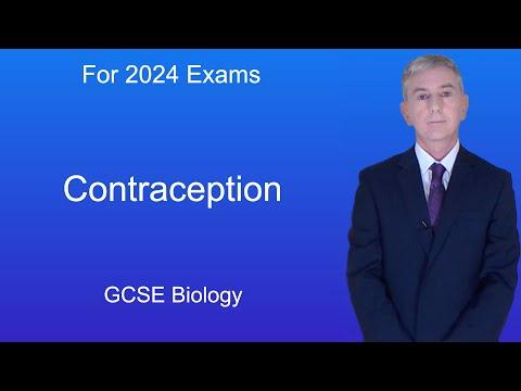 GCSE Science Biology (9-1) Contraception