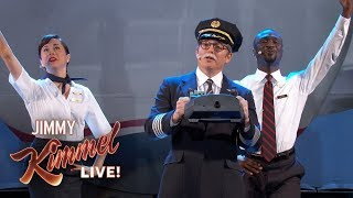 "Matthew Broderick is Captain ""Sully"" Sullenberger in ""Hudson, We Have a Problem"""