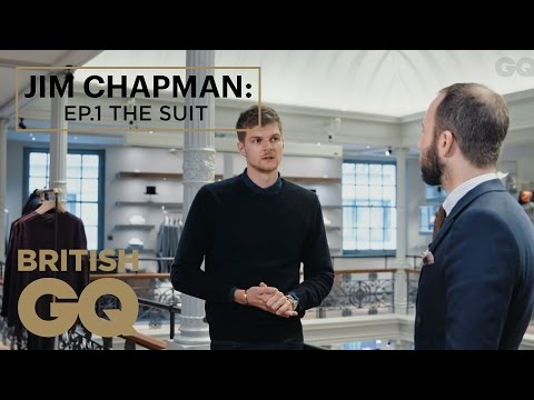 Jim Chapman on How to Buy a Suit | Episode 1 | The Luxury of Less | British GQ