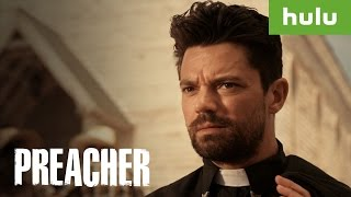 Season 1 Now Streaming • Preacher on Hulu