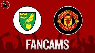 """""""Celebrated Like It Was 1999!""""   Norwich 1-2 Man Utd   FANCAMS"""