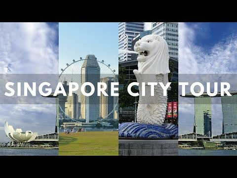 Singapore City Tour - Locations to explore for Free
