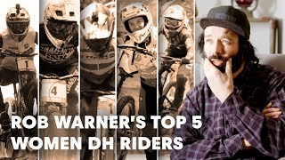 UCI MTB 2018: Rob Warner