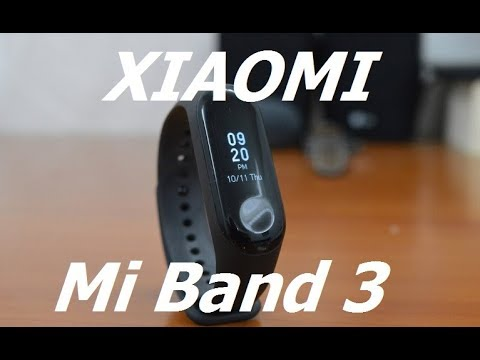 Xiaomi Mi Band 3 Review. Best Fitness Tracker?