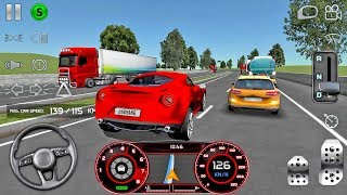 Real Driving Sim #5 Crazy Driver! - Car Games Android gameplay