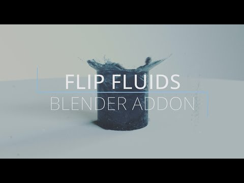 FLIP fluids addon for Blender   call for betatesters