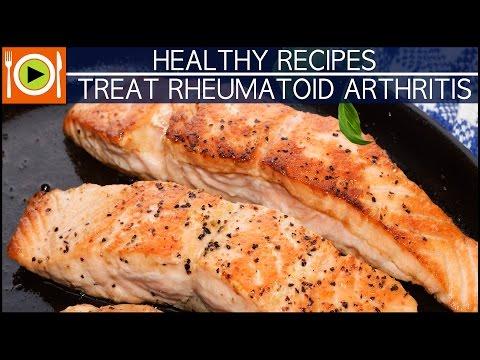 Healthy Recipes | Treat Rheumatoid Arthritis