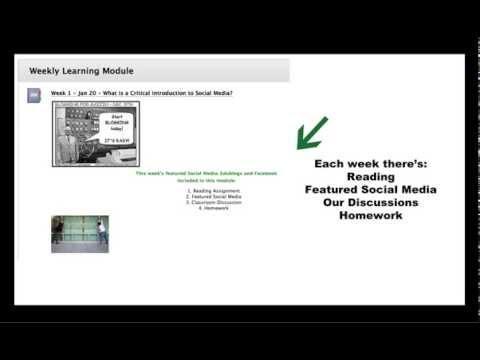 Blackboard Learning Module How-To