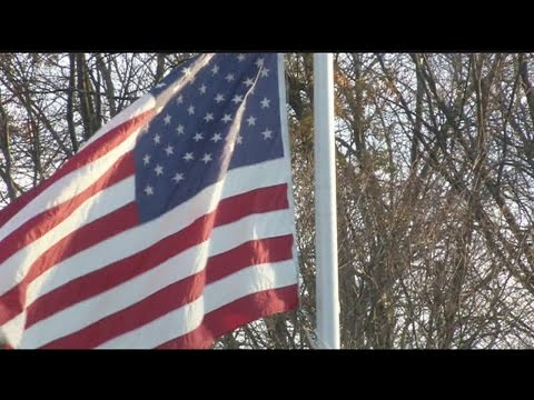 Veterans react to burning of flag at Hampshire College