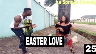 EASTER LOVE (Mark Angel Comedy Like) (La Springs Comedy) (Episode 205)