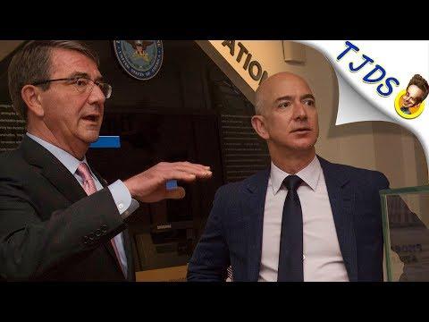 Amazon Employees Need Food Stamps To Live