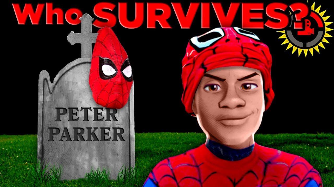 Film Theory: Spiderman vs Spiderman Battle Royale!